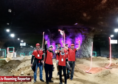Team Canada Wins Mega Drone Team Race